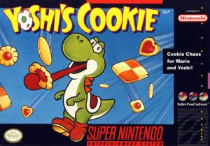 Yoshi's Cookie sur SNES