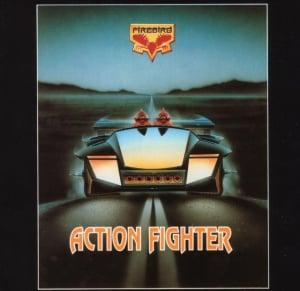 Action Fighter sur ST