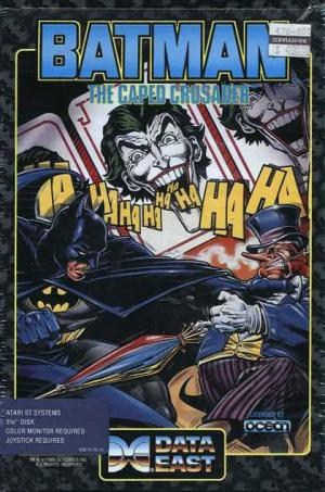 Batman : The Caped Crusader sur ST