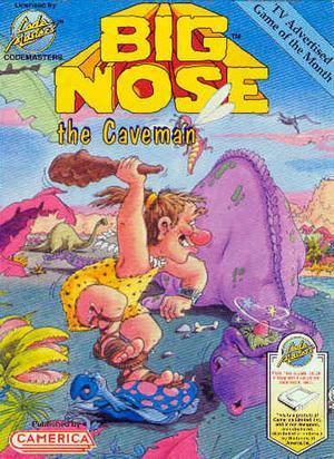 Big Nose the Caveman sur ST
