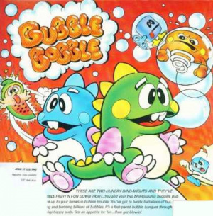 Bubble Bobble sur ST