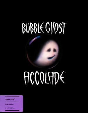 Bubble Ghost sur ST