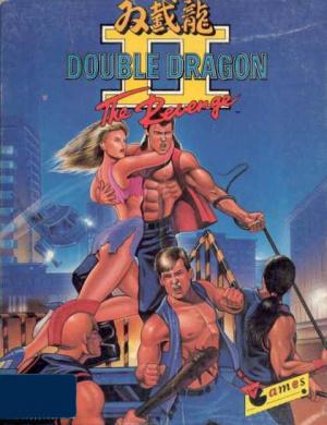 Double Dragon II : The Revenge sur ST