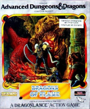 Dragons of Flame sur ST