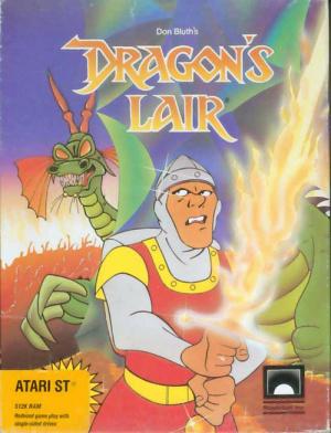 Dragon's Lair sur ST