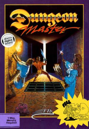 Dungeon Master sur ST