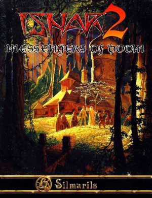 Ishar 2 : Messengers of Doom sur ST