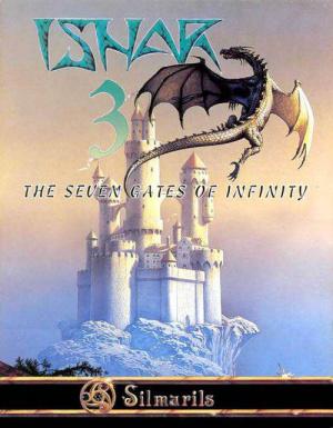 Ishar 3 : Seven Gates of Infinity sur ST