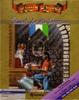 King's Quest : Quest for the Crown sur ST