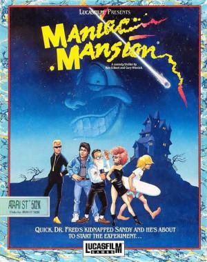 Maniac Mansion sur ST