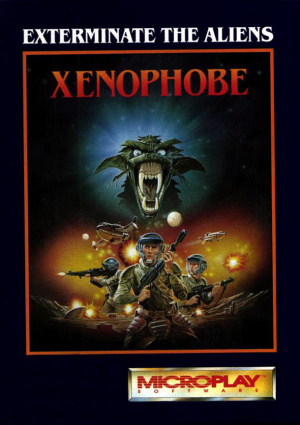 Xenophobe sur ST