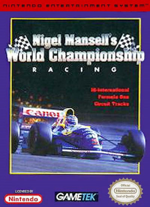 Nigel Mansell's World Championship sur ST
