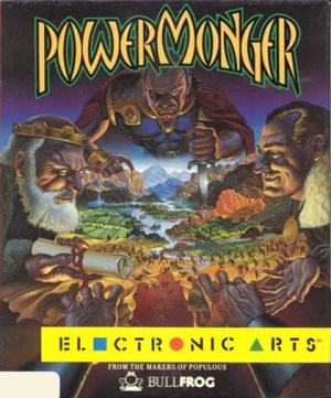 PowerMonger sur ST