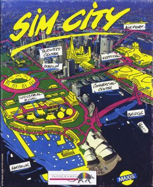 SimCity sur ST