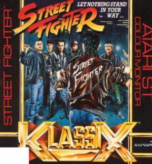 Street Fighter sur ST