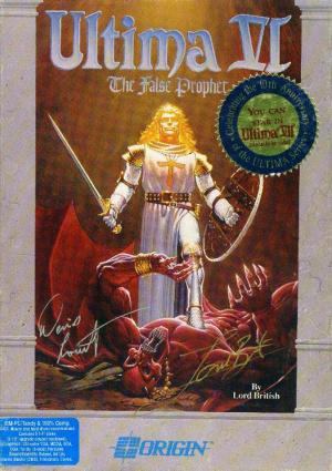 Ultima VI : The False Prophet sur ST