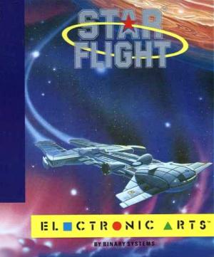Starflight sur ST