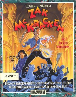 Zak McKracken and the Alien Mindbenders sur ST