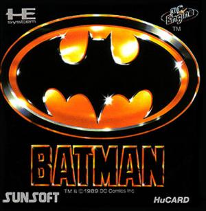 Batman : The Video Game sur PC ENG