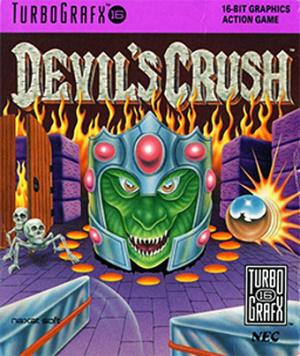Devil's Crush sur PC ENG