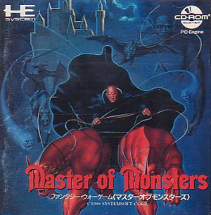 Master of Monsters sur PC ENG