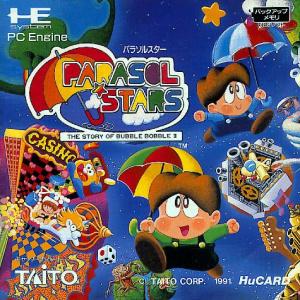 Parasol Stars sur PC ENG