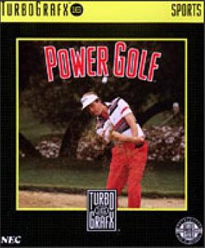 Power Golf sur PC ENG