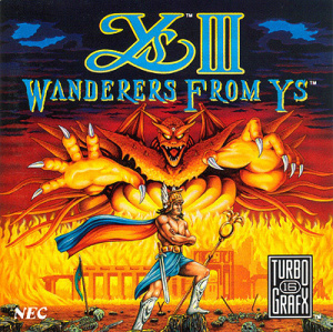 Ys III : Wanderers from Ys sur PC ENG