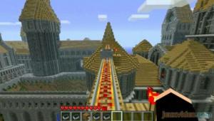 Minecraft - Harry Potter 1/2
