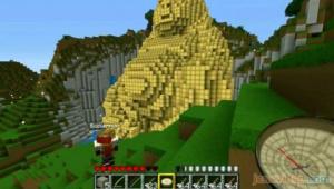 Minecraft - La Montagne du Dragon - 2/2