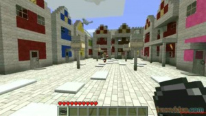 Minecraft - Map des Studios Ghibli