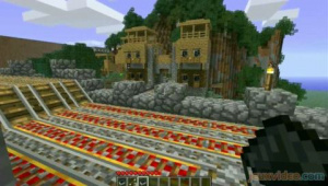 Minecraft - Spéciale Mario