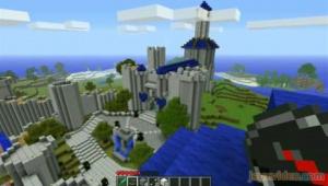 Minecraft - World of Warcraft