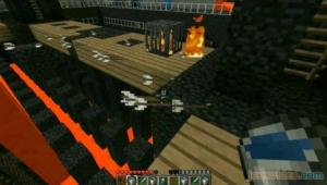 Minecraft - L'Arène des Ténèbres