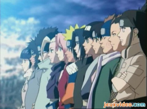 Jaquette de Naruto : Clash of Ninja 3 : Introduction