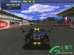 24 Heures du Mans sur PlayStation - jeuxvideo.com
