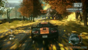 Gameplay Need For Speed The Run Poursuite Avec La Police