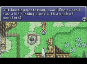 Jaquette de Final Fantasy VI Advance : Souvenirs