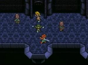Jaquette de Chrono Trigger : Une grenouille sachant sauter