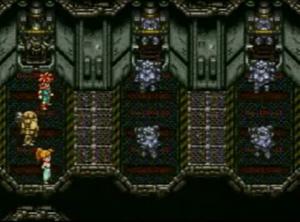 Jaquette de Chrono Trigger : Un gros tas de boulons
