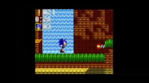 Jaquette de Sonic the Hedgehog : Triple Trouble : Les ennuis triplent !