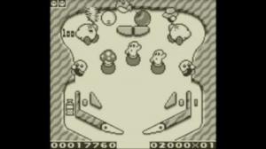 Jaquette de Kirby's Pinball Land : J'suis comme une boule de flipper