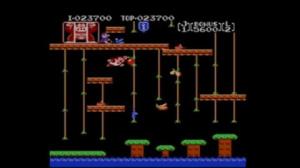 Jaquette de Donkey Kong Jr. : La relève est assurée