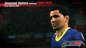 Jaquette de Pro Evolution Soccer 2014 : Le Data Pack 2 débarque