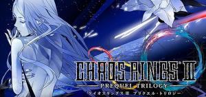 Jaquette de Chaos Rings 3 - TGS 2014 sur Vita