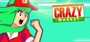 Jaquette de Crazy Market sur Web