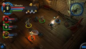TGS 2011: Premières images de Dungeon Hunter: Alliance Vita