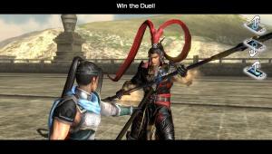 Images de Dynasty Warriors Vita