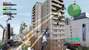TGS 2012 : Images de Earth Defense Forces 3 Portable