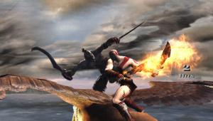 God of War Collection daté sur Vita